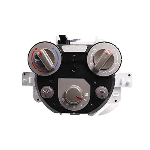 Lin min Firm Control del Calentador Interruptor de Control del Clima Ajuste para Nissan Sunny/Marzo/Almera/Micra 2010-K13 Versa 12-13 27510-00C31 655-58710