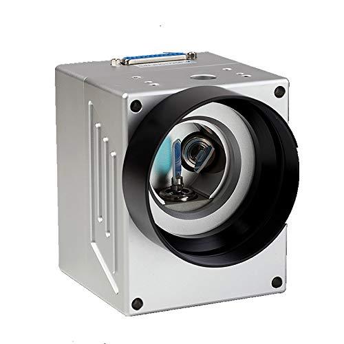 La tête à grande vitesse de scanner de Galvo pour la machine d'inscription de laser de fibre partie le galvanomètre 1064nm d'entrée 10G SG7110 avec l'ensemble d'alimentation