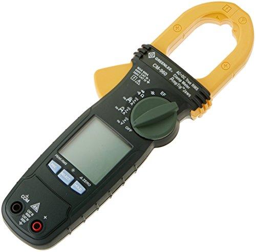 Greenlee - Clampmeter, Ac/Dc (Cm-960), Elec Test Instruments (CM-960)