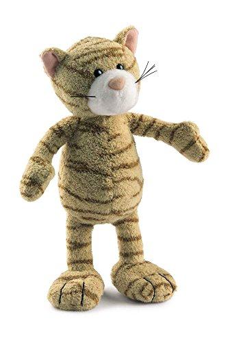 Nici 24061 - Plüschtier Katze, braun, 20 cm