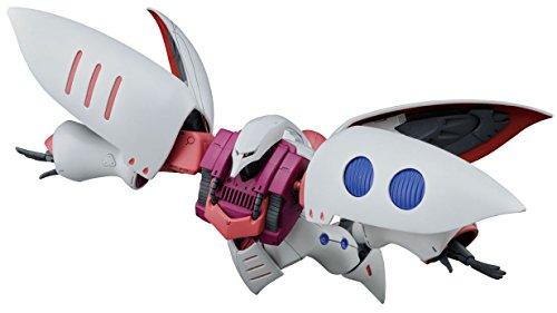 "Bandai Gundam Zeta Qubeley (Revive) High Grade Universal Century 1:144 Scale Model Kit, Multi-Colored, 8"" (BAS5058006)"