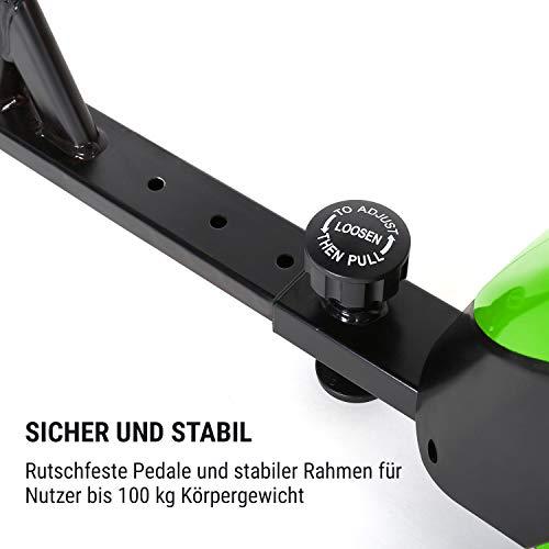 Klarfit Relaxbike 60 SE Liege-Ergometer Bild 4*