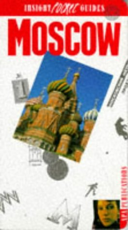 Moscow Insight Pocket Guide [Idioma Inglés]