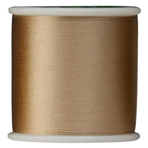 CLOVER 075 Silk Thread, Light Gold