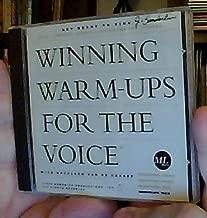Winning Warm-Ups for the Voice: Medium Low - Male (with Kathleen Van De Graaff) [CD]