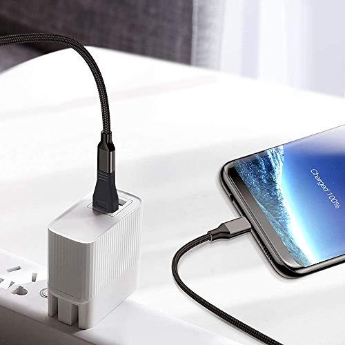 PUPOUSE 2 Stück USB-C USB 3.1 Typ C Buchse auf USB 3.0 A Stecker Adapter Konverter - USB C Buchse auf USB 3.0 Stecker Unterstützung Datensynchronisation und Aufladung