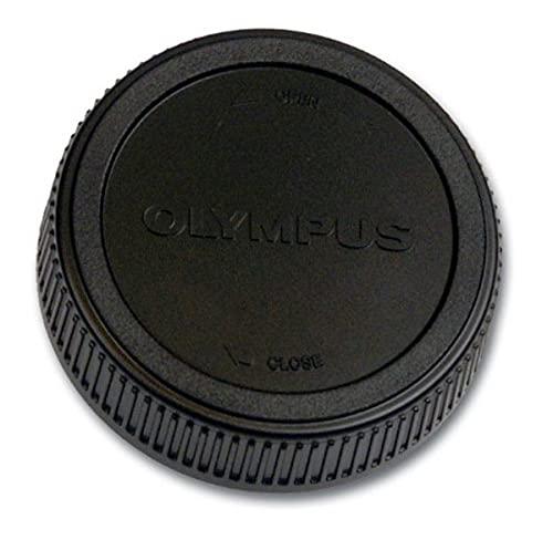 Olympus - Tapa Trasera Objetivo Micro Cuatro Tercios