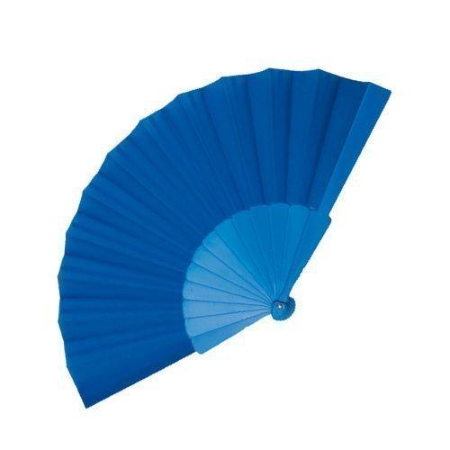 eBuyGB Jolie éventail, Bleu, 40cm