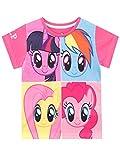 Photo de Mon Petit Poney - T-Shirt - My Little Pony - Fille - Rose - 3-4 Ans par