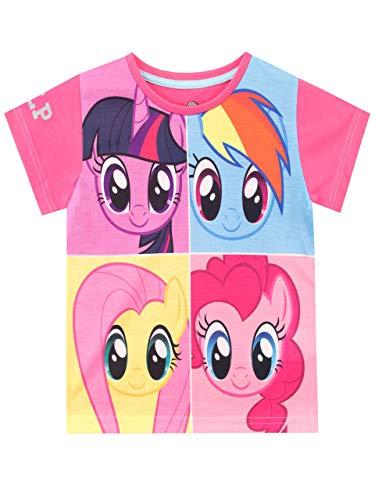 Mein Kleines Pony Mädchen My Little Pony T-Shirt Rosa 98