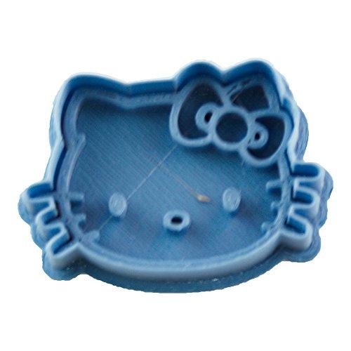 Blu 8/x 7/x 1.5/cm Cuticuter Eat Me Alice nel Paese delle Meraviglie di Biscotti