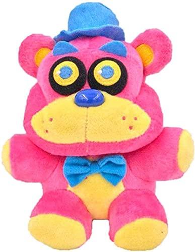 Peluches de Peluche de Juguete Five Nights at Freddy s muñeco de Peluche de Juguete Funtime Freddy Horror Game Doll para Chico Regalo de cumpleaños 18cm