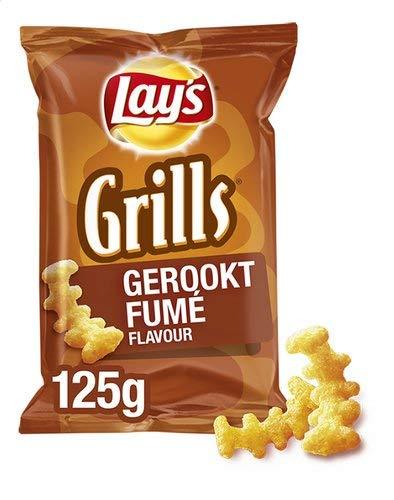 Lays Grills Chips geräuchert 125g
