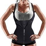 Bingrong Ropa Faja Reductora Mujer Adelgazante Lencería Moldeadora Shapewear Body Waist Trainer...