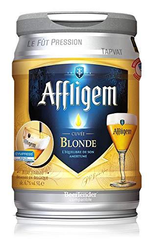 Affligem Fût de Bière blonde - 5L - Compatible Beertender