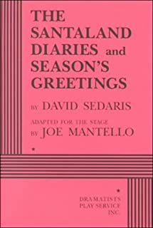 The Santaland Diaries / Season's Greetings: 2 Plays
