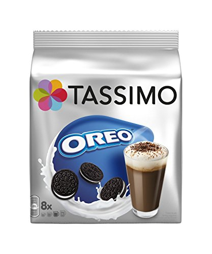 Tassimo Oreo Hot Chocolate x 3 pack (Total 24 servings)