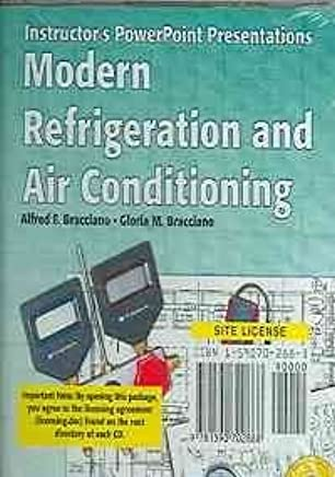 Modern Refridgeration and Air Conditioning: Site License