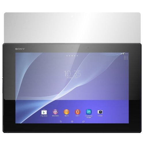 Slabo 2 x Pellicola Protettiva per Display Sony Xperia Tablet Z2 Protezione Display Crystal Clear Invisibile Made in Germany