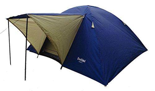 Freetime-Tente 3 à 3 Places-Eiger 4 Pl.-Tente de Camping et randonnée-30113