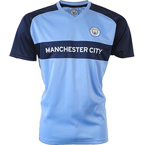 Manchester City Trikot Offizielle Sammlung - Herrengröße L