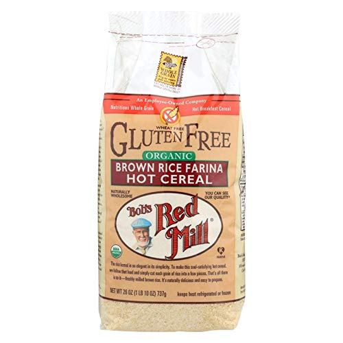 Bob's Red Mill Brown Rice Farina Organic, 26-ounces (Pack of4)