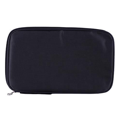 alpscale waterdichte stofdichte Oxford doek zwart tafeltennis vleermuis opslag tas tafel tennis accessoires