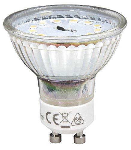 McShine - LED Strahler Leuchtmittel | ET70 | GU10, 7W, 470 lm, 110°, neutralweiß