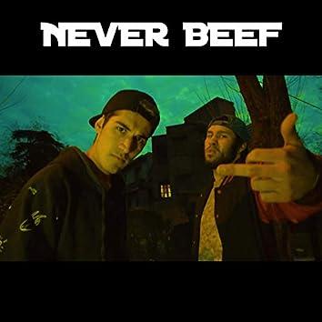 Never Beef (feat. Kairos)