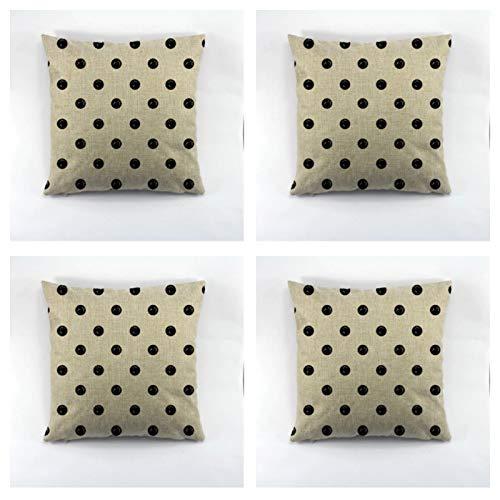 Patrón de punto geométrico impresión J-3257 hogar decorativo cojín cubierta decorativo sofá sofá hogar sofá