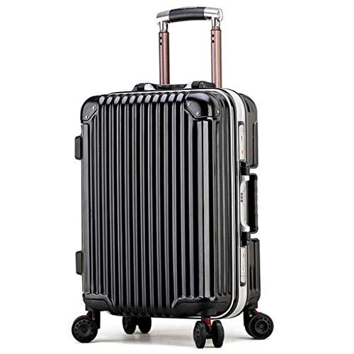 YULAN krasbestendige kofferbakwagen, aluminium frame, boarding-krik, universeel wiel, paswoord, unisex multicolor