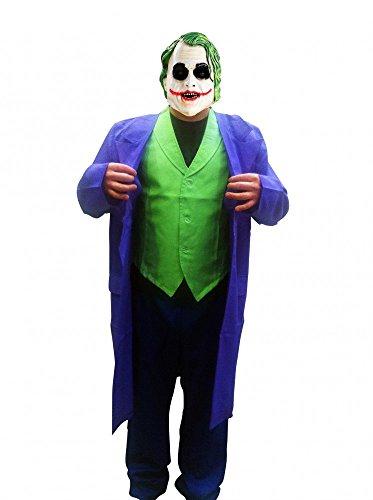 less is more Herren-Kostüm GAUNER DELUXE, Größe:M