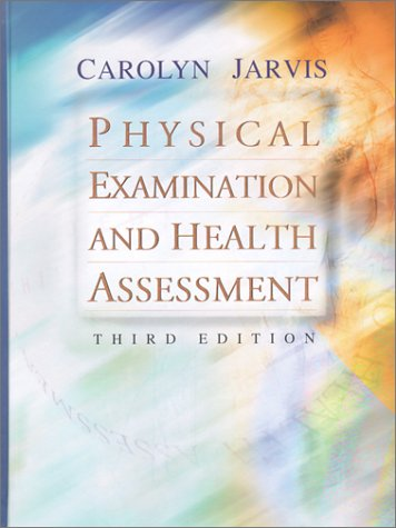 Physical Exam/Health Assessment(Book with CD-ROM)