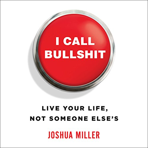I Call Bullshit audiobook cover art