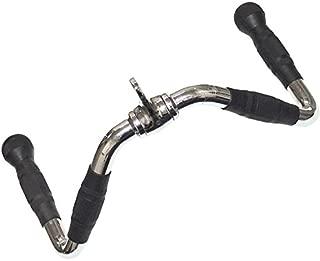 CAP Barbell Deluxe Multi-Exerciser with Rubber Handgrips & Revolving Hanger