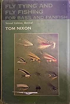 Hardcover Fly Tying and Fly Fishing for Bass and Panfish Book