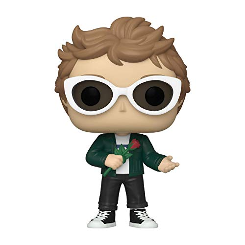 Funko- Pop Music Lewis Capaldi Juguete Coleccionable, Multicolor (52938)