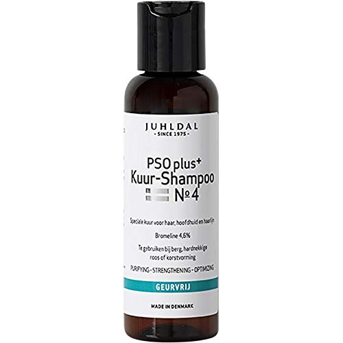 Juhldal PSO KuurShampoo No 4 plus+, 100ml