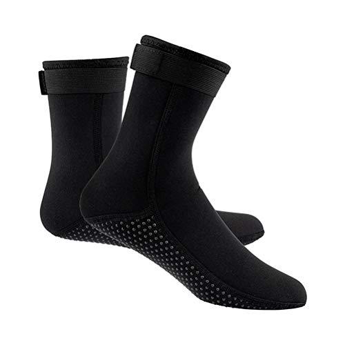 BSTQC Calcetines de neopreno, calcetines de neopreno de 3 mm, antideslizantes, calcetines térmicos, para traje de neopreno