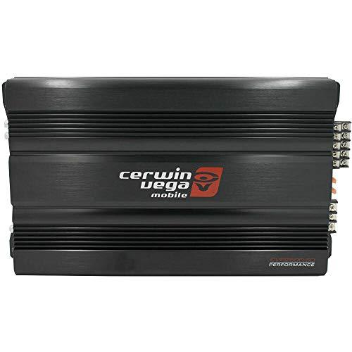 Cerwin Vega CVP2500.5D CVP Series 5-Channel Class-D Amplifier (1100W RMS) + Free LAB Sticker