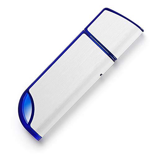 Memoria USB 2.0 con formato FAT32 de 32 GB, memoria USB para tarjeta de captura de juegos/reproductor de cassette/ordenador/ordenador portátil/almacenamiento de datos externo con luz indicativ