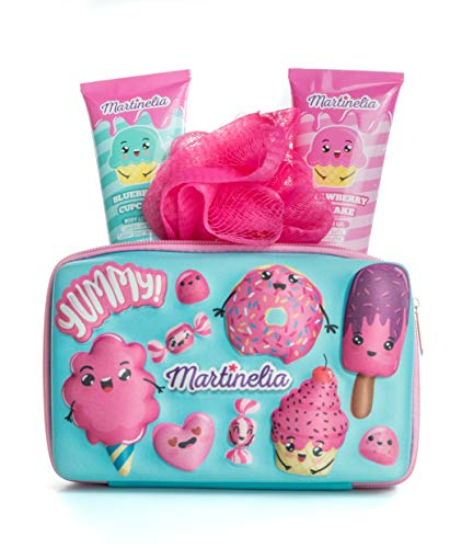 Martinelia Yummy Beauty Bag - Contains Body Lotion 100ml And Shower Gel 100ml