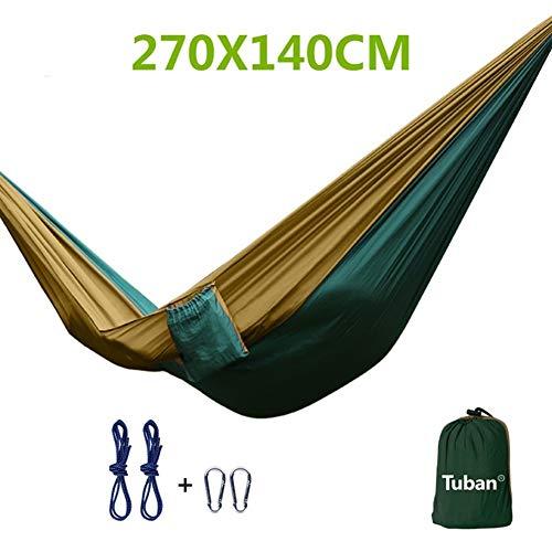 AZZ Hangmat Swing Quick Dry Hangmat Vouwen Gebogen Bamboe Spreader Bar Draagbare Hangmat Voor Camping Outdoor Patio Yard, Waterbestendigheid BRON