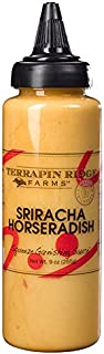Terrapin Ridge Farms Sriracha Horseradish Squeeze Garnishing Sauce (3 Pack)