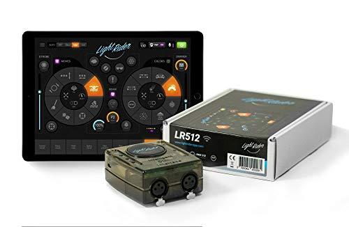 Daslight Light Rider Wifi DMX Interface 512 DMX-Kanäle inkl. APP - Controller DJ Tablet