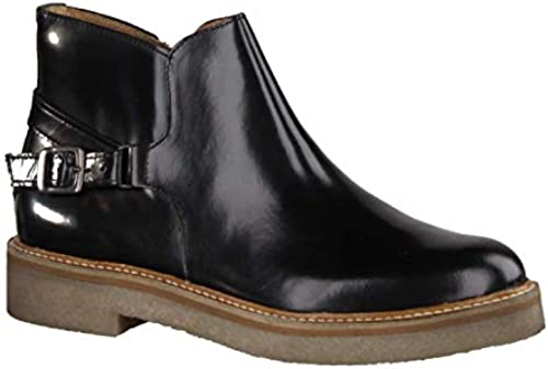 Kickers Oximore Oximore Oximore Cuir Polido schwarz 577240508, Stiefel  Incentive-Promotionals