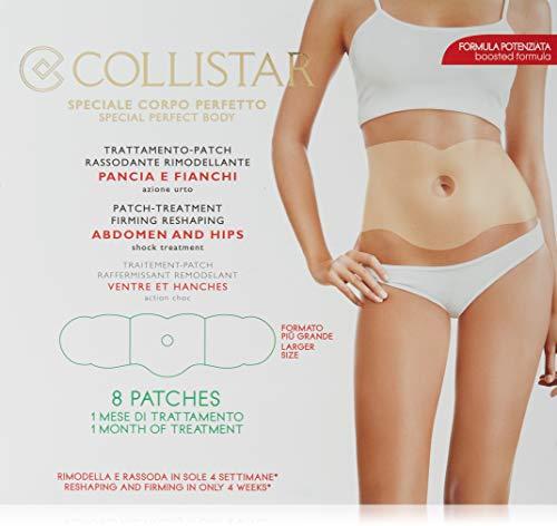 Collistar, Parches reductores de abdomen y cadera (piel normal)
