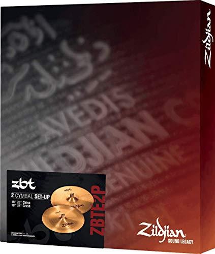 Zildjian ZBT1016PK juego de platillos (2 unidades)