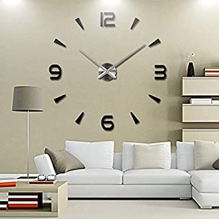 Metal Analog Clock - Wall Clocks