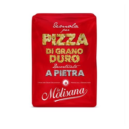 La Molisana Semola di Grano Duro per Pizza, 1kg